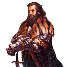 Sleep All Day, Party All Night Fantasy Portraits, Character Portraits, Character Art, Character Design, Character Ideas, Fantasy Dwarf, Fantasy Rpg, Medieval Fantasy, Fantasy Races