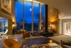 """Private Residence, Oxfordshire - dpa lighting consultants - """"Right Light, Right Place, Right Time"""" ™ Country Farm, Downlights, Places, Projects, Furniture, Design, Home Decor, Log Projects, Lugares"""
