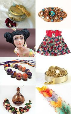 ALL ARE SO LOVELY by Anna Margaritou on Etsy--Pinned with TreasuryPin.com