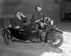 1939 NYC Mayor Fiorello LaGuardia