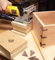AW Extra 5/16/13 - Make Corner Splines - Woodworking Shop - American Woodworker