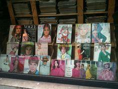 Les Archives de la Presse, venta de revistas antiguas en París | DolceCity.com