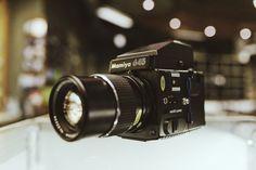 Mamiya 645.... such a beautiful camera // #film #analog #filmisnotdead #filmnotpixels #vintage #camera #classic #bokeh #austin #atx #mediumformat #120mm #35mm #kodak #portra #fuji #ilford