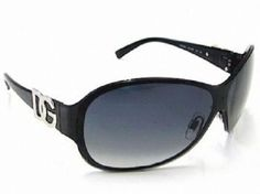 Dolce & Gabbana Sunglasses Black SILVER D&G Aviator style 2033 Made in Italy D&G #DolceGabbana