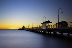 St Kilda Pier in Melbourne Wonderful Places, Great Places, Places To See, Places Ive Been, Australia Living, Australia Travel, Us Travel, Places To Travel, Abstract City