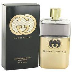 Gucci Guilty Diamond by Gucci Eau De Toilette Spray 3 oz