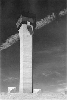 FAA Air Traffic Control Tower, 50 Locations    (I.M. Pei, 1968-72)