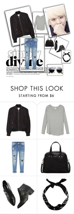 """"""".183"""" by i-love-louis-thetommo-tomlinson on Polyvore featuring MANGO, Furla, women's clothing, women's fashion, women, female, woman, misses and juniors"""