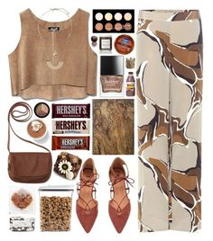 """""""Willow"""" by ladyvalkyrie ❤ liked on Polyvore featuring By Malene Birger, Aéropostale, Butter London, NYX, Lollia, Chantecaille, OXO, Pier 1 Imports and Topshop"""