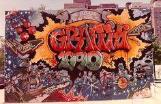 Adam Galchus traces the controversy of graffiti artist, Lee Quinones. Stencil, Old School Fashion, Artist Wall, Street Art Graffiti, Graffiti Artwork, Graffiti Drawing, Graffiti Wall, New Museum, Nyc Subway