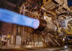 The testing of a new jet engine
