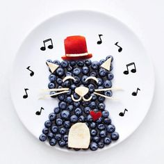 Baking art for kids fun Super ideas Breakfast Buffet, Sweet Breakfast, Breakfast For Kids, Gluten Free Kids Snacks, Baking Soda And Lemon, Food Art For Kids, Food Carving, How To Eat Better, Food Crafts