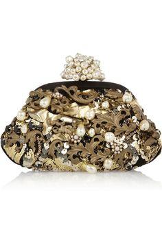 baroque jewellery, baroque, clutch, designer и Dolce & Gabbana