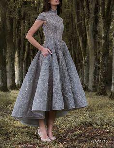 Paolo Sebastian A/W 2016-2017 Couture