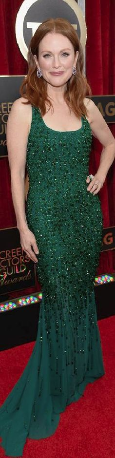 2015 SAG Awards - Julianne Moore in Givenchy Couture