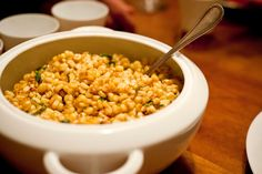 NYT Cooking: Caramelized Corn With Fresh Mint
