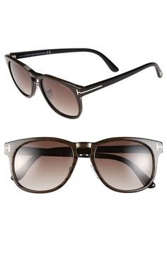 Tom Ford 'Franklin' 55mm Sunglasses available at #Nordstrom