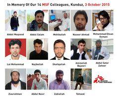 03/11/ 2015 will remain a black day in #MSF History.Collegamento permanente dell'immagine integrata