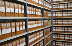 Iron Mountain provides solutions for records management, data backup and recovery, document management and