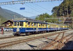 305 BOB (Berner Oberland Bahnen, Switzerland) ABeh at Bern, Switzerland by Janet Cottrell Swiss Railways, Light Rail, Austria, Switzerland, Trains, Germany, Bob, Photograph, Photography