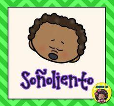 LAMINAS PARA TRABAJAR LAS EMOCIONES (7) Ideas Para Fiestas, Feelings And Emotions, School Pictures, Teacher Hacks, Quilt Patterns, Back To School, Spanish, Clip Art, Classroom