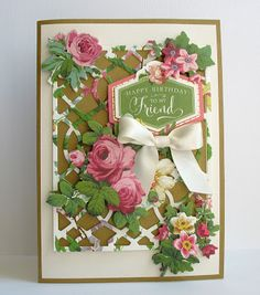 Card-Blanc by Kathy Martin: Anna Griffin on HSN