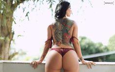 Fotos sensuais de Jenny Miranda