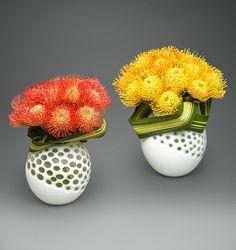 Pincushion Duet   L'Olivier Floral Atelier