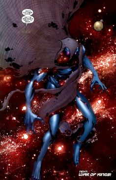 67 of the most powerful Marvel characters - Oblivion