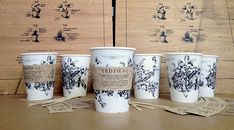 takeaway coffee cup designs - Google Search