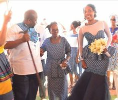 Newest shweshwe dresses pictures 2019 South African Dresses, Shweshwe Dresses, Dress Picture, African Design, Bridesmaid Dresses, Wedding Dresses, Dress Making, Stylish, Fabric