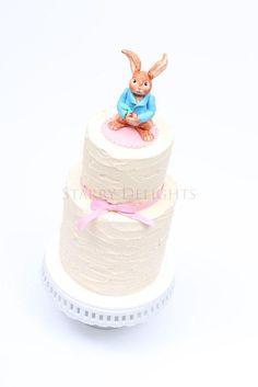 Peter Rabbit cake and Tutorial