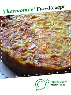 Day from pc. A Thermomix ® recipe from the Baking Sweet category www.de, the Thermomix® Community. Day from pc. A Thermomix ® recipe from the Baking Sweet category ww Apple Cake Recipes, Easy Cake Recipes, Fish Recipes, Baking Recipes, Dessert Recipes, Lemon Desserts, Food Cakes, Yummy Cakes, Slow Cooker Recipes