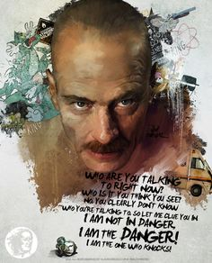 Digital Oil Painting by Vlad Rodriguez - Breaking Bad Breaking Bad Poster, Breaking Bad Art, Pop Art, Inspiration Artistique, Life Of Crime, Chemistry Teacher, American Crime, Heisenberg, Grid Design