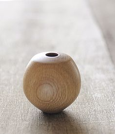 Oak Bud Vase by Shoji Morinaga