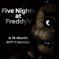 Five Nights at Freddy's Calendar