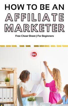 Want to make money with affiliate marketing? Learn how to be an affiliate marketer and get this free affiliate marketing cheat sheet now! #affiliatemarketing #affiliatemarketingtips #affiliatemarketingbeginners #passiveincome #makemoneyonline affiliate marketing | affiliate marketing tips | affiliate marketing for beginners | passive income | make money online Make Money Online, How To Make Money, How To Become, Content Marketing, Affiliate Marketing, Social Media Influencer, Blogging For Beginners, Earn Money, Learning