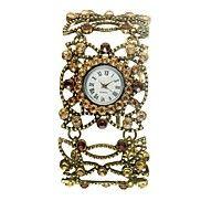 Women's Bracelet Watch Quartz Analog Flower – USD $ 12.99