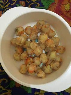 Bola kentang tumis daging (Mpasi 10 )