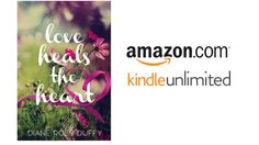 BOOK TRAILER for LOVE HEALS THE HEART  - A Humorous Best Selling Contemporary Romance Novel by Diane Rose Duffy    ***FREE With Kindle Unlimited***  BOOK PURCHASE LINK: lrd.to/love-heals-heart