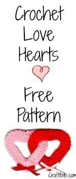 Interlocked Hearts - (free instructions)