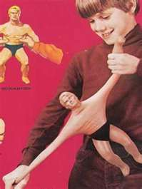 Stretch Armstrong!
