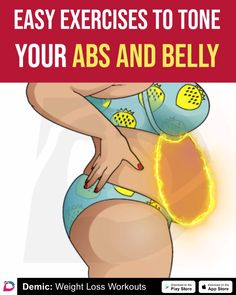 Super easy way to lose belly fat is the workout below! Effective exercises help you to reduce the size and lift the belly in a month! Prepare your body quick and easy to summer! Try and enjoy the results! Reduce Belly Fat, Lose Belly Fat, Easy Workouts, At Home Workouts, Workout Bauch, Excercise, Weight Loss, Super Easy, Motivation