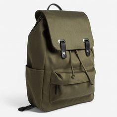 "Backpack, <a href=""https://go.redirectingat.com?id=74679X1524629&sref=https%3A%2F%2Fwww.buzzfeed.com%2Fbriangalindo%2F28-fashion-items-every-guy-needs-for-spring-and-summer-under&url=https%3A%2F%2Fwww.everlane.com%2Fcollections%2Fmens-backpacks-bags%2Fproducts%2Fmens-twill-backpack-black-black-leather&xcust=3082687%7CAMP&xs=1"" target=""_blank"">$65</a>"