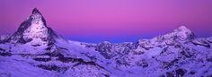 Matterhorn, Dent Blanche