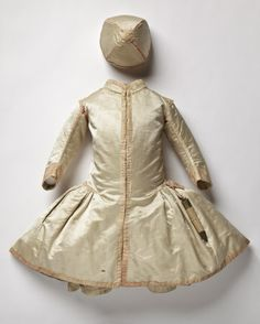 Child's suit, jacket and hat, probably Great Britain, 18th