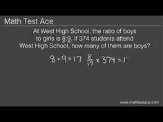 How to Solve Ratio Word Problems - YouTube