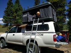 Overland Vehcicle Camping / Firebox Stove Fish Tacos / Fishing For Trout...