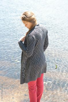 Malpeque by Katya Wilsher from Twist Collective Fall 2012
