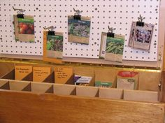 Main Street Neighbourhood Village Seed Library - Village Vancouver